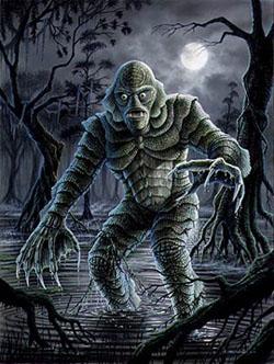 swampmonster thing