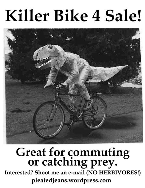 Dino Bike for sale2