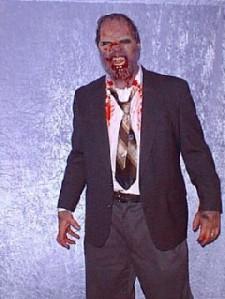 zombie dad man