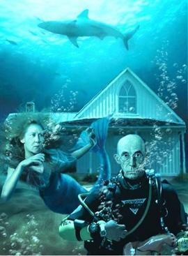 house_underwater-Sharks