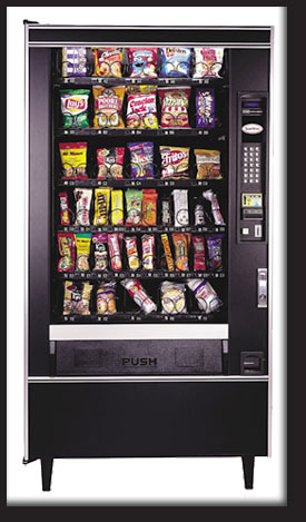 Which Snack Should I Buy From the Vending Machine Today ...